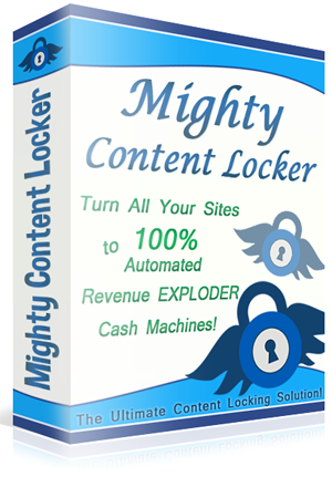 Mighty Content Locker